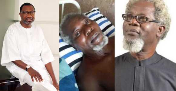 Femi Otedola promises to handle Victor Olaotan's hospital bill