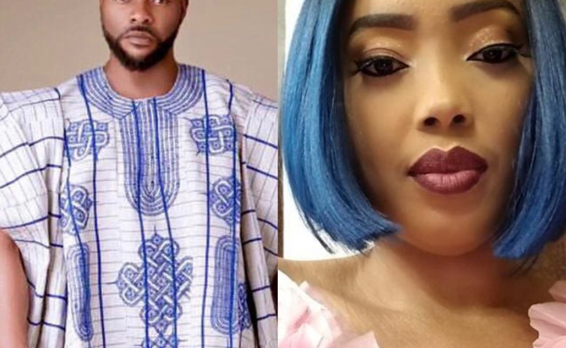 Actor Bolanle Ninalowo publicly apologizes to his wife as they reconcile