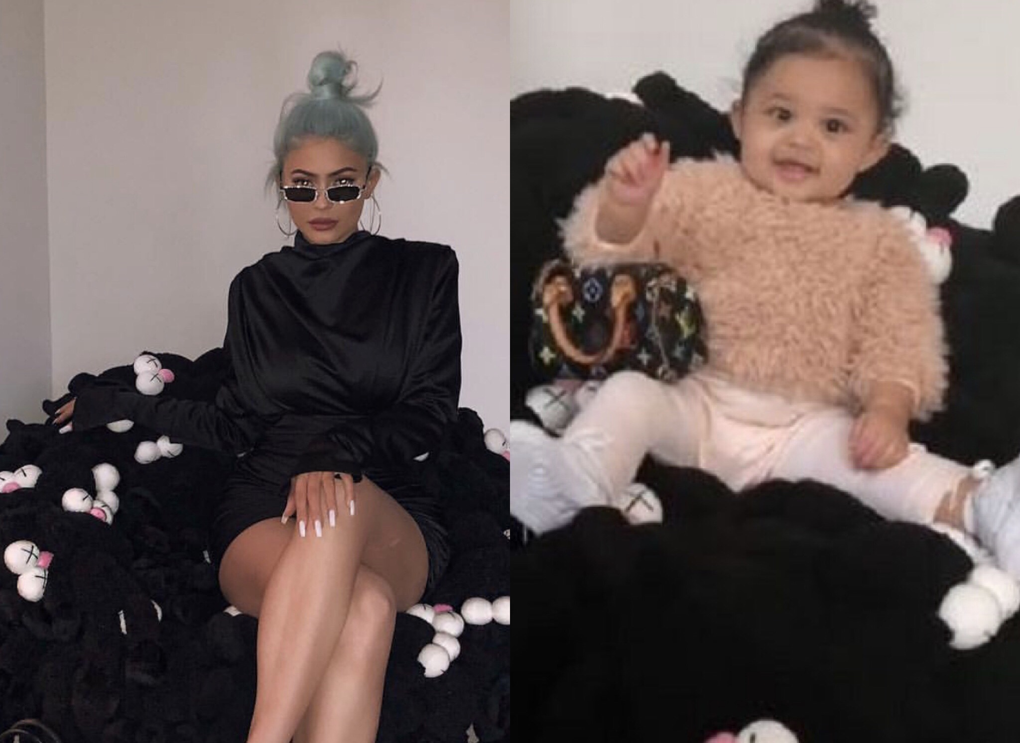 Kylie Jenner's daughter Stormi's  chair worth $2.5m