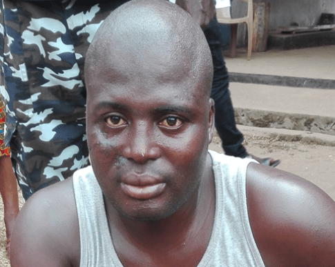 Suspect who killed his family finally opens up on why he committed the evil act
