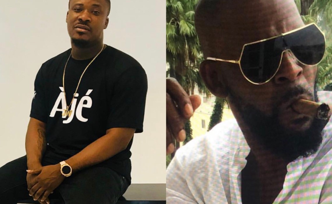 You are a pedophile by association – Jaywon dragged for supporting R Kelly on 50 Cent's Instagram page