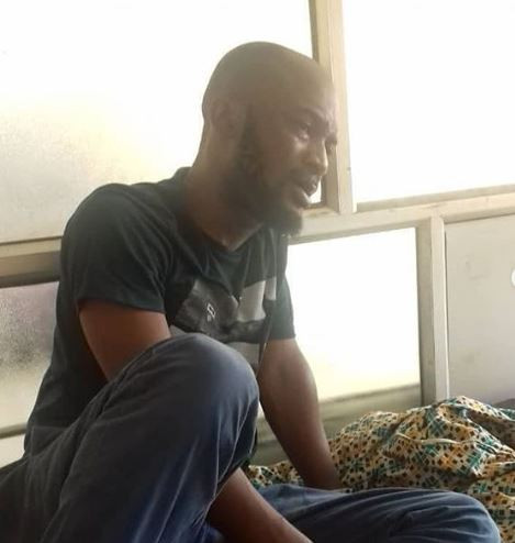 Veteran Nigerian rapper Lord Of Ajasa, critically ill (photos)