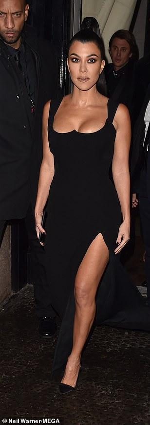 Kourtney Kardashian Shares Skinny-Dipping Snapshot - Us Weekly