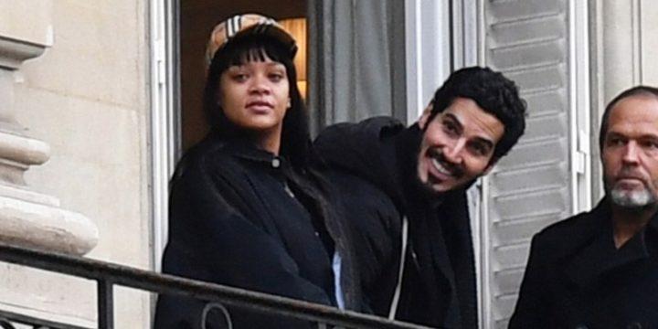 Rihanna's billionaire boyfriend ,Hassan Jameel joins Instagram