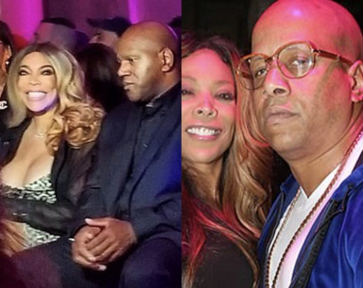 Wendy Williams spotted with mystery man and he looks like her ex