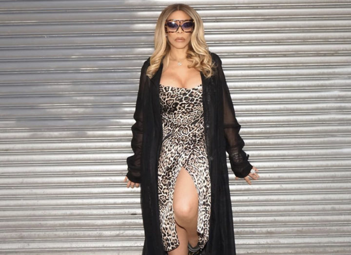 Wendy Williams shares sexy photo and the Internet is impressed
