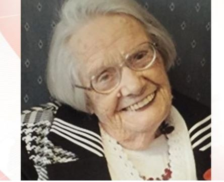 Republic of Ireland's oldest person, Mary Coyne, dies at 108yrs.