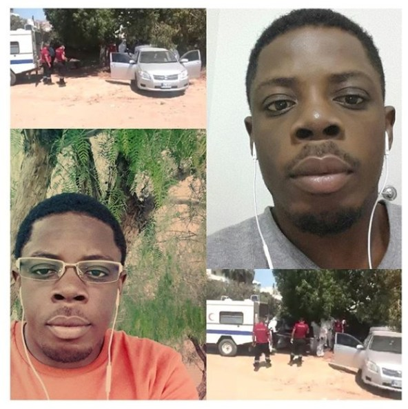 Missing Nigerian Student Found Dead In His Car Boot In Cyprus (Photos)