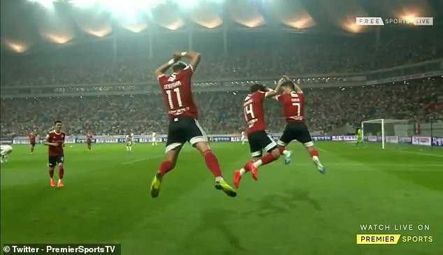 K-League Stars Mock Cristiano Ronaldo Goal Celebration In 3-3 Juve Draw (Photos)