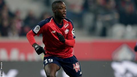 Arsenal Agree £72m Deal For Ivory Coast And Lille's Winger, Pepe