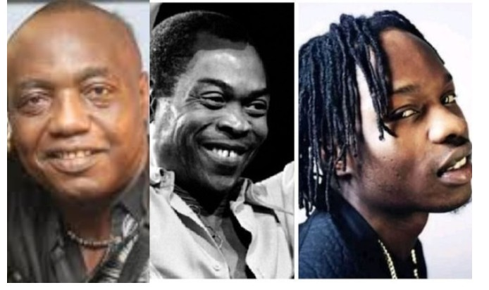 Dede Mabiaku Slams People Comparing Naira Marley To Fela Kuti