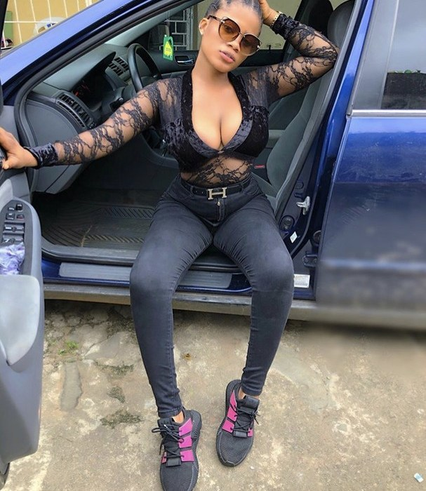'I Had Sex In A Car Along Admiralty Way, Lekki' – Nigerian Actress Confesses (Video)