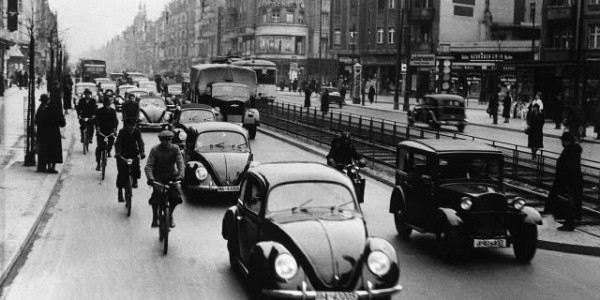 The Production Of The Volkswagen Beetle Ends Today