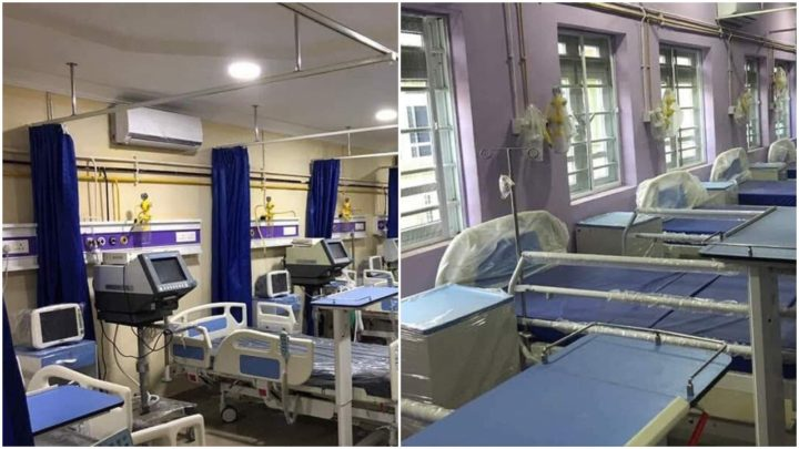 Photos of Okorocha private secretary's hospital sealed by EFCC