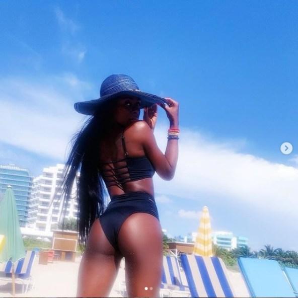 #Bbnaija star, Khloe Slays In Bikini (Photos)