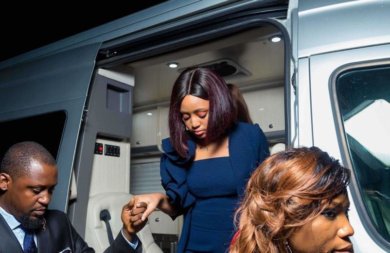 Your Wig Makes You Look Old- Female Comes At Regina Daniels