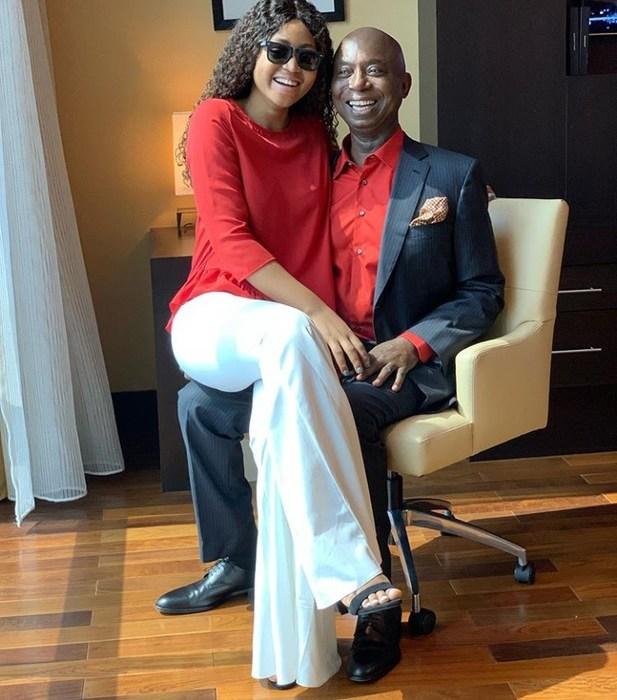 Regina Daniels And Ned Nwoko Vacation In Ghana, Share Romantic Photos