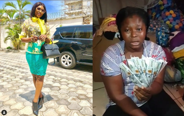 Actress Ufuoma Mcdermott Exposes Friend's Nanny Who Stole Her Money
