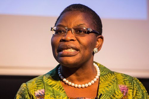 #RevolutionNow: Oby Ezekwesili Slams Police For Calling Protest Unlawful March