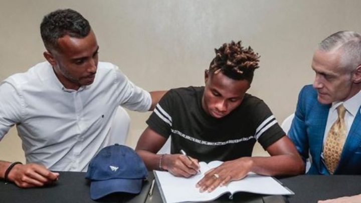 Jay-Z signs Super Eagles star Samuel Chukwueze