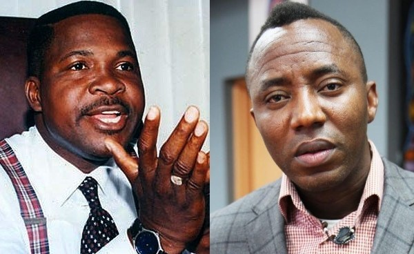 Mike Ozekhome Blasts Buhari Over Sowore's Arrest By DSS