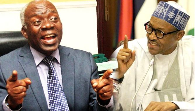 'I Have Compiled 32 Court Orders Being Disobeyed By Nigerian Government' – Falana