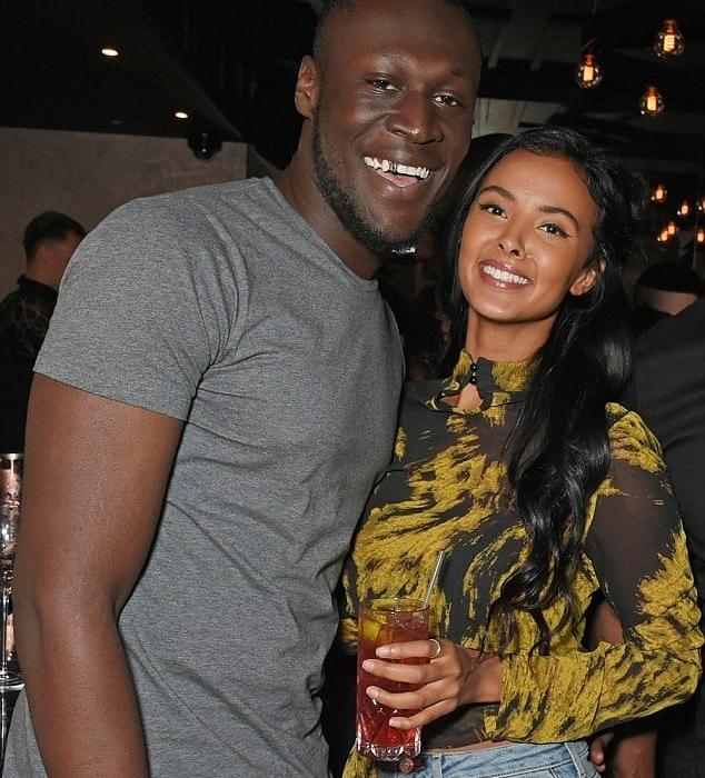 British power couple, Stormzy and Maya Jama split after four years of dating
