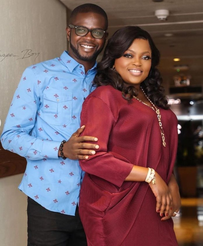 Fans Call for Funke Akindele's arrest after holding House Party amidst Coronavirus Pandemic