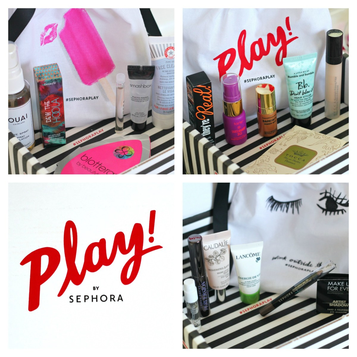 Battle of the Beauty Boxes Round Three: Play! by Sephora