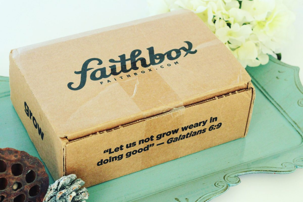 Box Alert! Unboxing and Review of Faithbox.