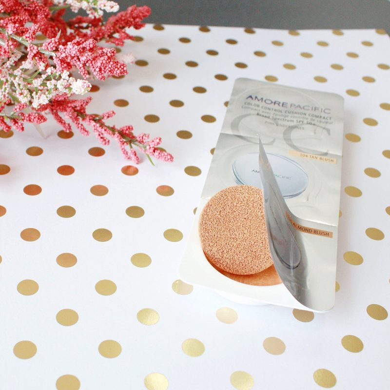 Amore Pacific Cushion Compact Review