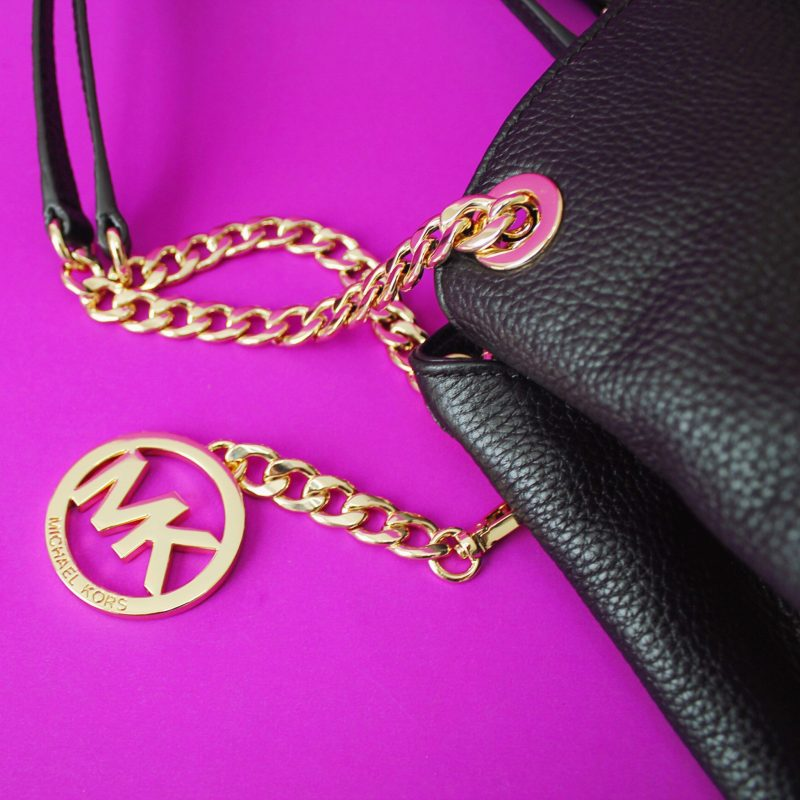Michael Kors MK gold Key fob