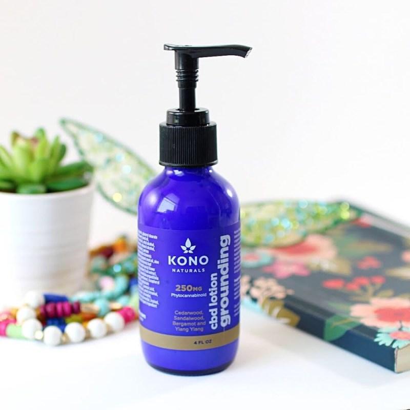 Kono Nauturals CBD Lotion, Best Hand Creams