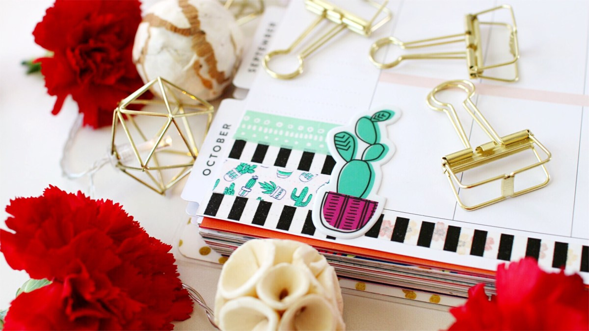 Top 10 Pinterest Ideas for Washi Tape in your Planner!