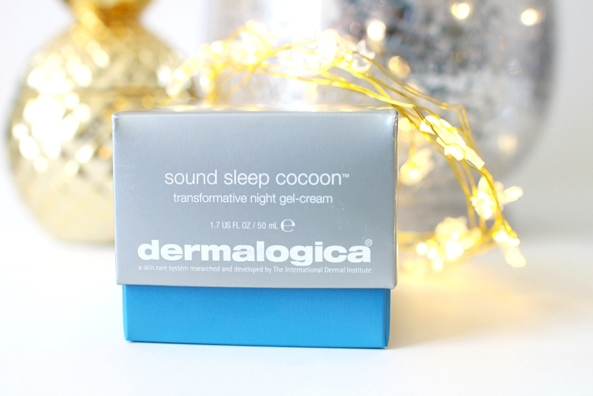 Dermalogica Sound Sleep Cocoon Review for World Sleep Day!