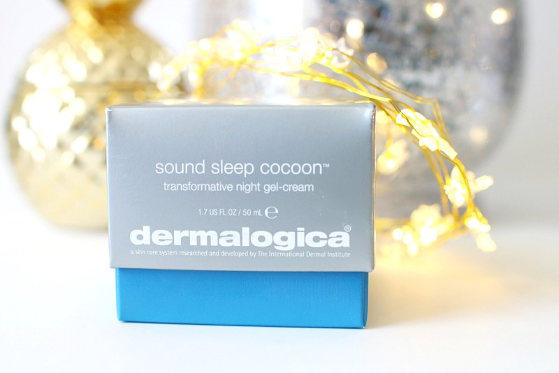 dermalogica sound sleep cocoon
