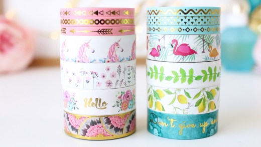 Washi Tape on Amazon