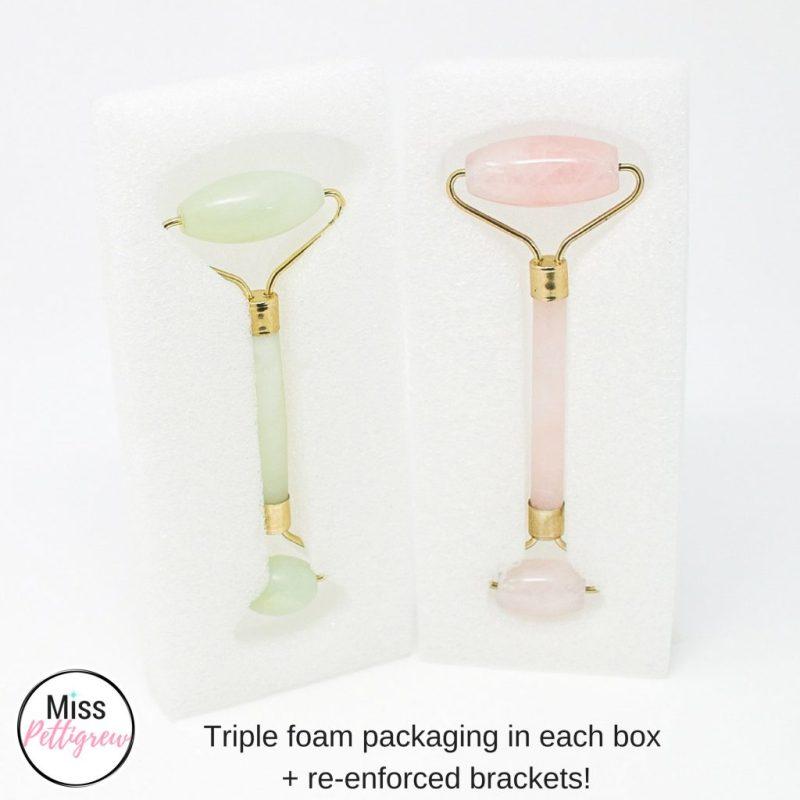 Jade Roller Amazon Rose Quartz Roller Amazon
