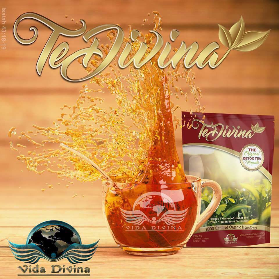 vida divina tea fogyás vélemények