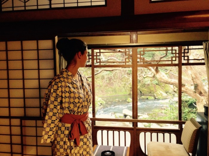 Japan ryokan