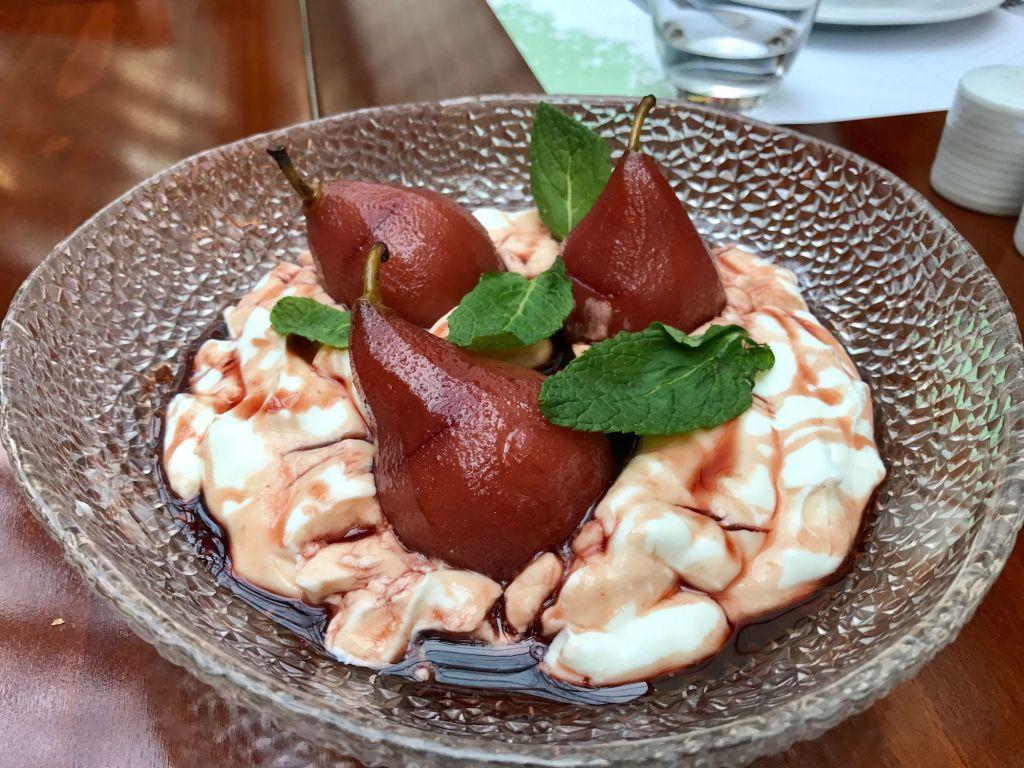 Herodion Atrium Dessert