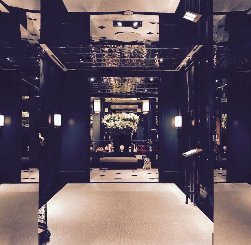 Rosewood Foyer