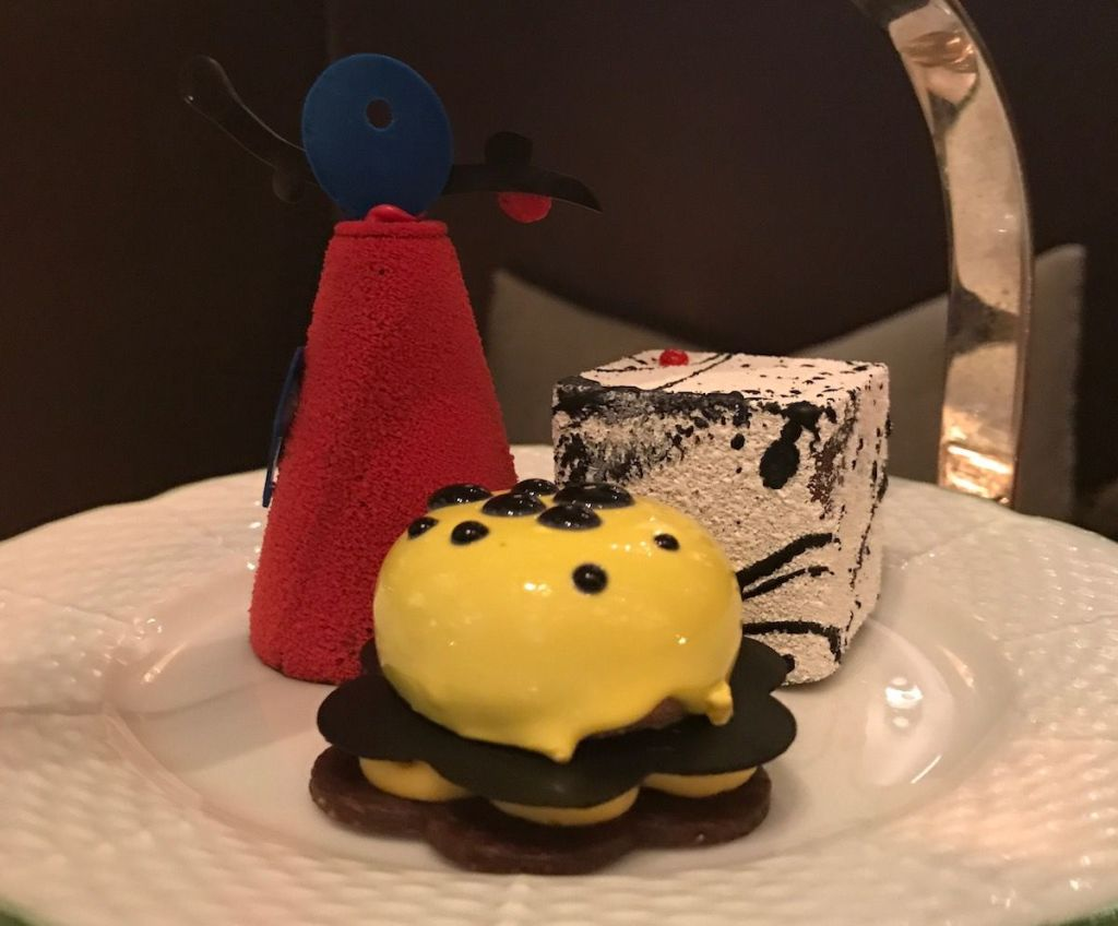 Art Inspired Pastries