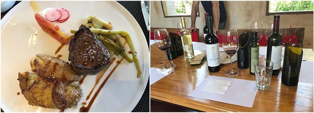 Mendoza food and wine