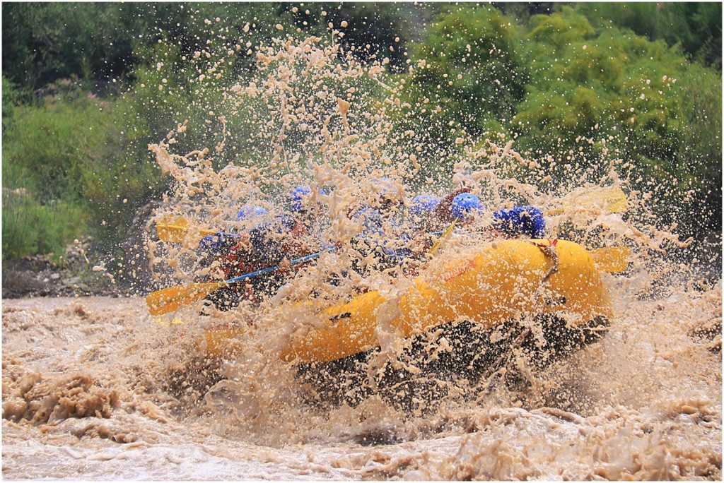 Argentina Rafting Boat