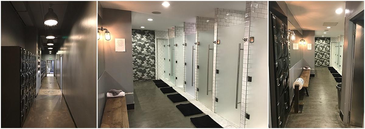 Barry's facilities