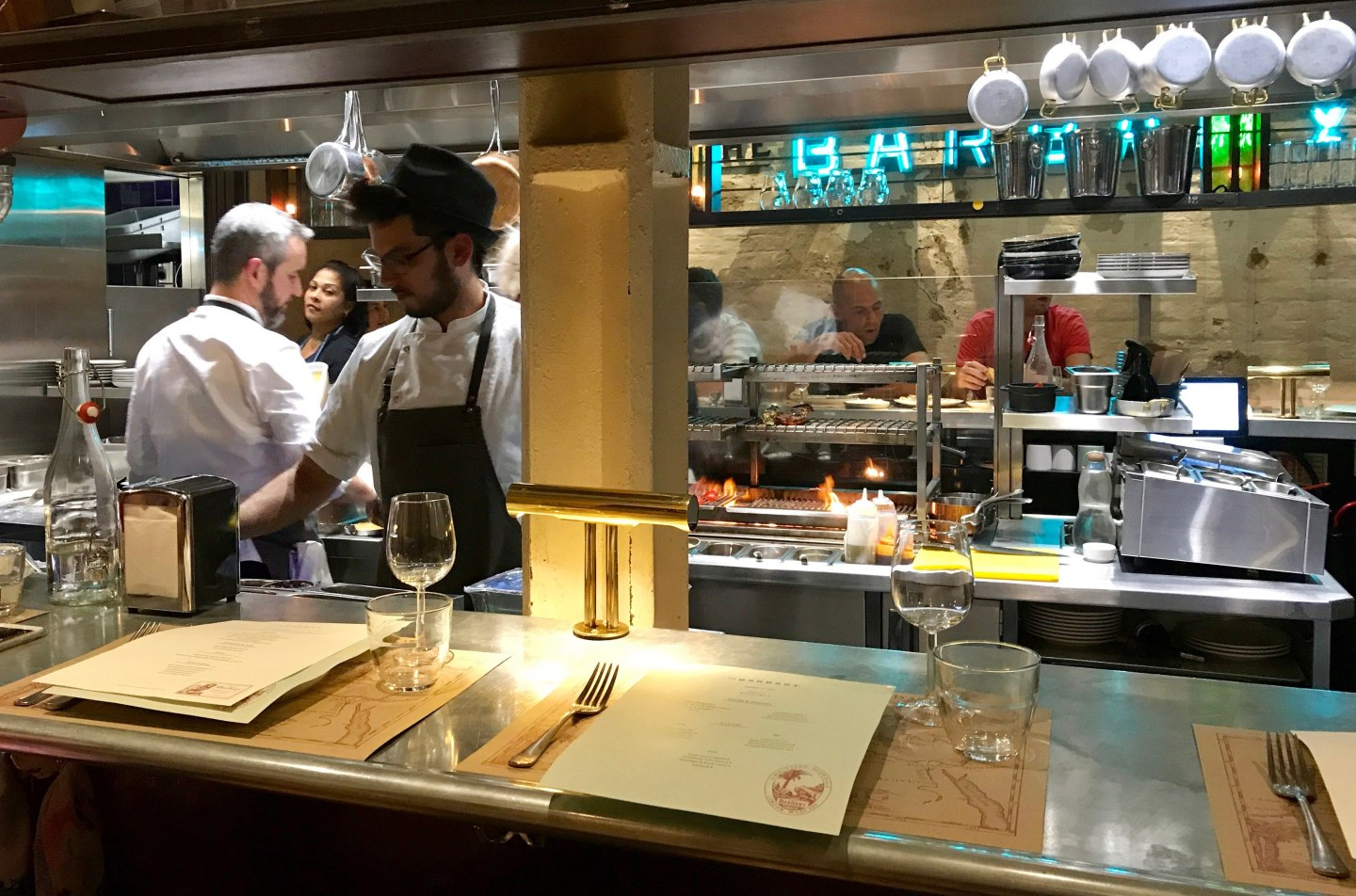 Restaurant Review: The Barbary, Covent Garden