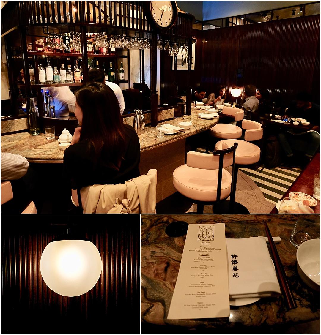 Xu London Bar