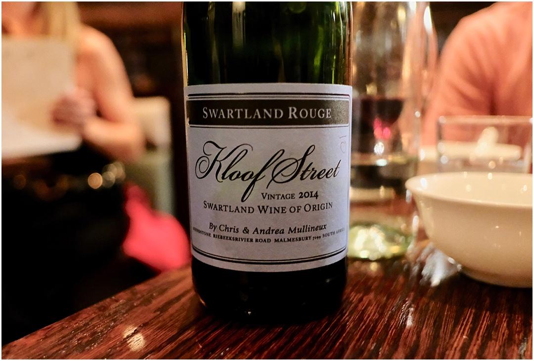 Xu London Red Wine