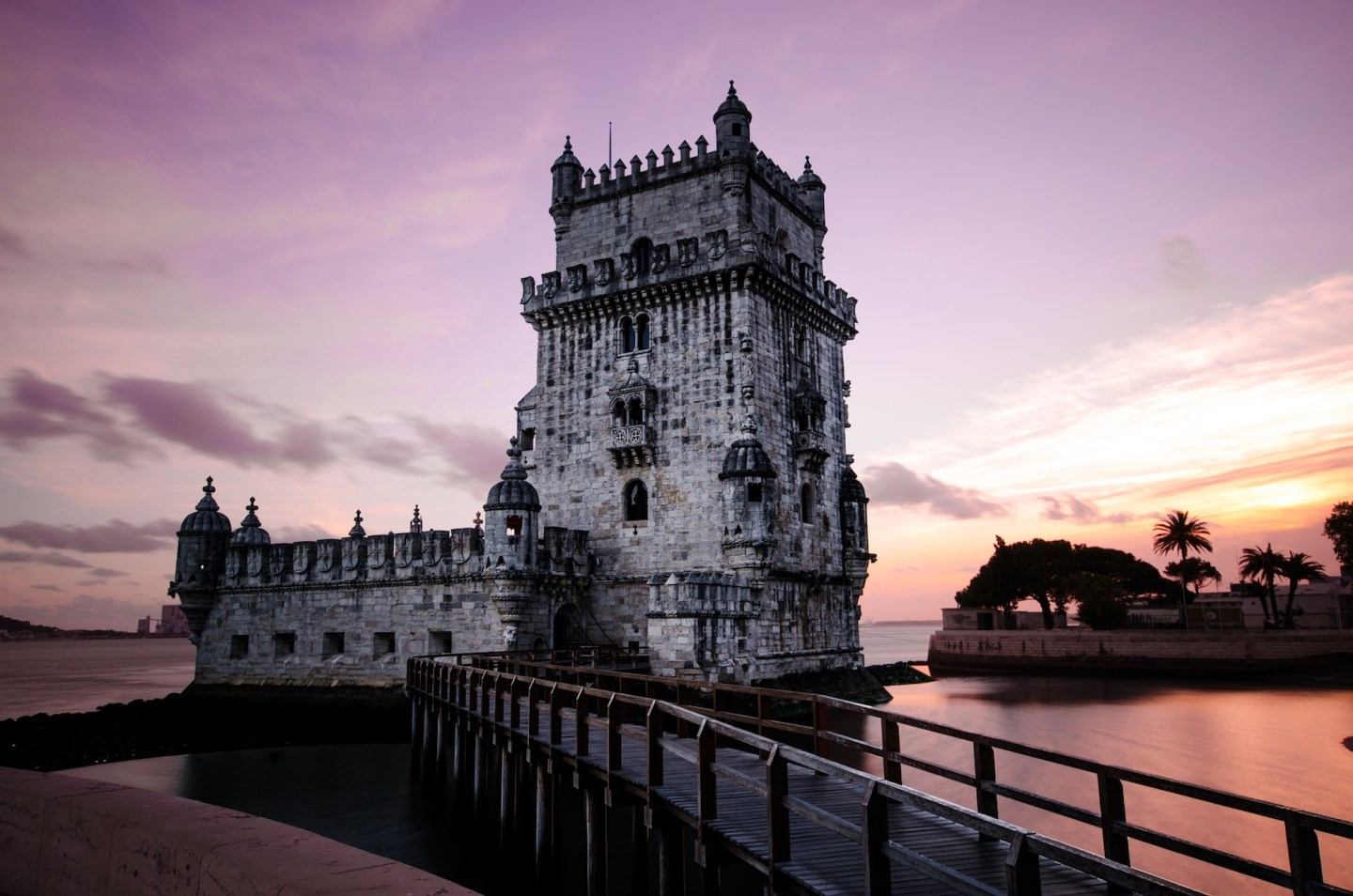 Lisbon Portugal Belem Tower